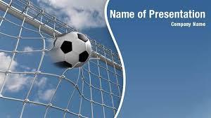Soccer Goal Powerpoint Templates Soccer Goal Powerpoint