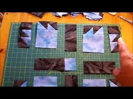 44 best Rose Smith images on Pinterest | Quilting tutorials, How ... & How to Make a Quilt - Bears Paw Quilt Pattern Video Adamdwight.com