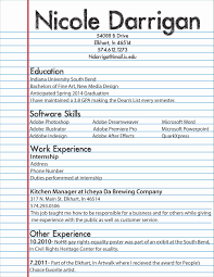 Free Indesign Resume Template Sample Free Powerpoint Download 2010