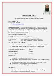 Famous Resume For Autocad Draftsman Civil Pictures Inspiration