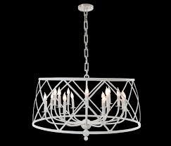 linen shade pendant light acrylic chandelier black drum chandelier modern drum chandelier
