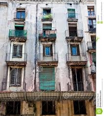 Old Windows Old Windows And Balconies Royalty Free Stock Photography Image