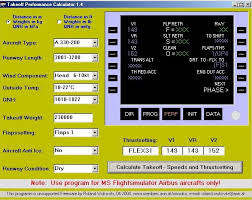 Popular Calculator To Calculate Takeoff Parameters In From