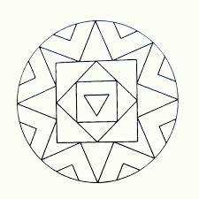 25 Zoeken Mandala Voor Kinderen Kleurplaat Mandala Kleurplaat Voor