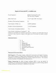 Fresher Resume Format Beautiful Mba Finance Fresher Resume New Mba