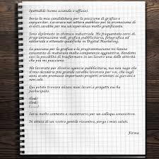 Lettera Di Presentazione Scrivere Una Lettera Di Presentazione Efficace