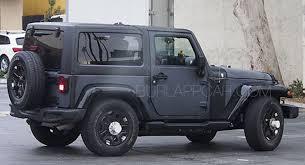 2018 jeep 2 door. delighful jeep 2018 jeep wrangler 2door test mule for jeep 2 door o
