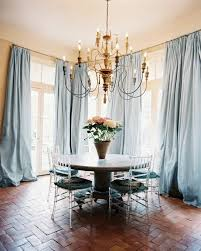 light blue curtains french country fresh kitchen ideas and v