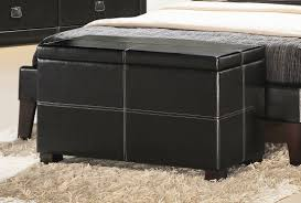 Modern Bedroom Bench Stylish Modern Benches Storage Ottomans Allmodern Also Storage