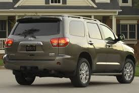 2019 Toyota Sequoia - Review, Release Details, Engine, Redesign ...