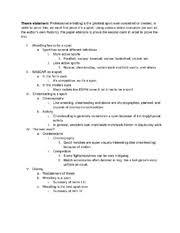 Debate Essay Outline Argumentative Essay Outline Thesis Statement Professional