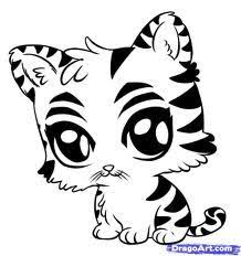 Small Picture Cute Baby Animal Coloring Pages Free coloring pages for kids