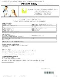 Free Emergency Room Doctors Note Doctor Excuse Template For Work Medical Return To Form