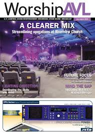 Worship AVL July-August 2018 by Blank Canvas Publishing Ltd ...