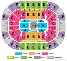 Td Garden Wrestling Seating Chart Td Garden Tickets And Td Garden Seating Chart Buy Td
