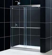 charisma frameless sliding bypass shower door charisma frameless sliding bypass shower door