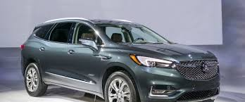 2018 Buick Enclave Colors Gm Authority