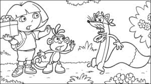 Small Picture the explorer coloring page