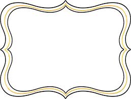 scroll border frame clipart 1