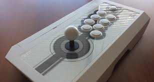 Shoryuken Review: <b>HORI</b> RAP4 Kai (Colored Version) Fight <b>Stick</b> for ...