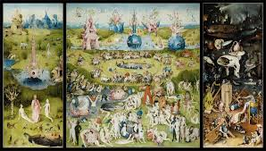 garden of earthly delights poster. Garden Of Earthly Delights Poster Hieronymus Bosch Paintings S