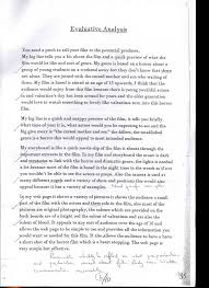 evaluation essay example critical evaluation essay outline anoka ramsey