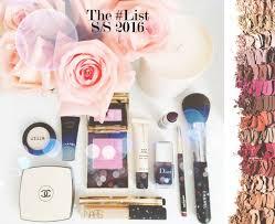 my top 10 favourite makeup s s s 2016