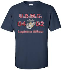 Marine Corps Officer Mos Chart Amazon Com United States Marine Corps Mos 0402 Logistics