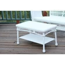 jeco inc white wicker patio furniture