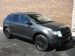 Used 2007 Ford Edge SEL Plus in Woodstock, IL | Pricing & Specs
