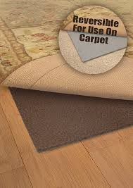 12x15 richhold thick cushion rug pad reversible approx 11 8 x 14 8
