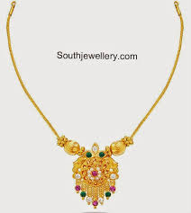 light weight gold necklace indian