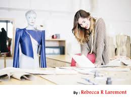 Fashion Designer Median Salary Facts For Being A Fashion Designer Rebecca R Laremont By