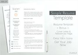 Download A Free Resume Template Free Sample Curriculum Vitae