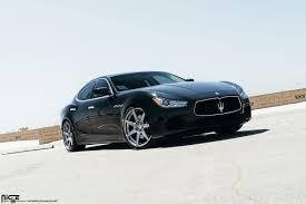 Maserati Ghibli SC4 | Alta T89 - MHT Wheels Inc.