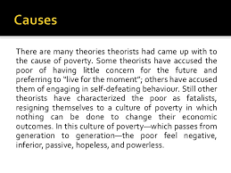 causes and effects of poverty essay causes and effects of poverty economics essay uk essays
