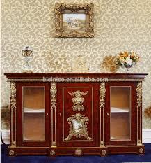 Franse Louis Xv Stijl Woonkamer Houten Kastreproductie Antieke