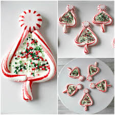 Candy Cane Decorations For Christmas Trees Candy Cane Christmas Trees Princess Pinky Girl 55
