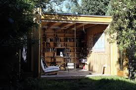 diy garden office. Speaking Of Small Spaces, If You\u0027ve Got The Urge To Be Outdoors And Have A Near-term Need For An Office, Perhaps This Low-budget Garden Shed Might Inspire Diy Office E