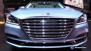 2018 genesis v8. contemporary genesis 2018 genesis g80 50l htrac  exterior and interior walkaround 2017  detroit auto show youtube on genesis v8 t