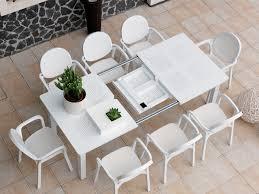 modern outdoor dining furniture. Interesting Furniture Modern Chic Patio Furniture And Outdoor With Regard To Dining Remodel 13 On