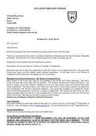 Business Letter Heading