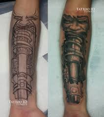Tattoo Id Biomechanika