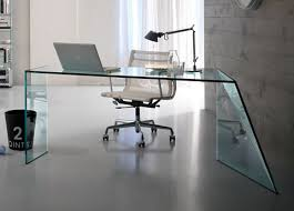 contemporary glass desks for home office. new modern glass office desk desks italian desk. contemporary for home