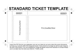 Avery Tickets Templates 011 Template Ideas Raffle Ticket Impressive Free Simple