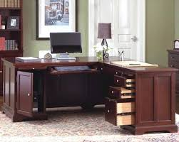 l shaped desk with bookcase image of l shaped office desks with hutch designs l shaped