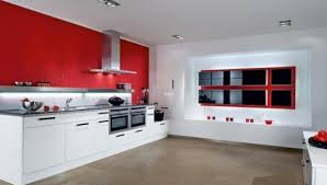 Small Picture Red And White Kitchen Design Ideas Best Kitchen Ideas 2017