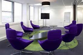 office conference room decorating ideas. elegant business conference room ideas modern decorating with corner lvd monitor and purple office c