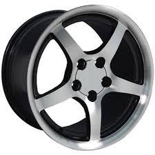 Corvette Bolt Pattern Inspiration OE Wheels 48 Corvette C48 Style Wheel Size 48 X 4848 Bolt