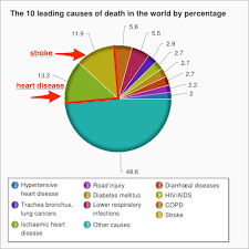 Just 2 Things Cause A Quarter Of All The Deaths In The World
